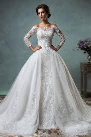 wedding dresses 2016 amelia sposa 2016 wedding dresses volume 2 wedding inspirasi