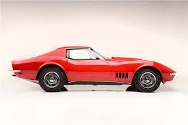 68 stingray corvette 1968 chevrolet corvette l88 187044