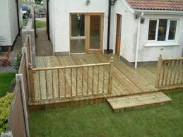 Garden Decking Ideas Photos Garden Decking Ideas Project Photos From Landscaper And Paver