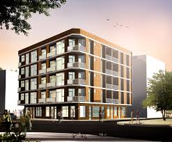 modern apartment building home design ideas