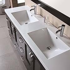 Bathroom Vanity 72 Double Sink Design Element Stanton 72