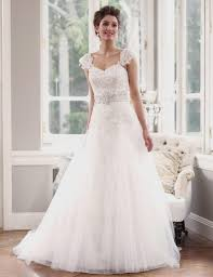 cap sleeve wedding dress lace wedding dresses with cap sleeves naf dresses
