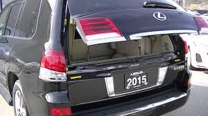 lexus lx 570 warranty 2015 lexus lx 570 video 001 youtube