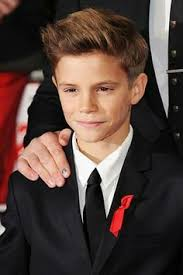boys age 12 hairstyles romeo beckham google search hair pinterest beckham google