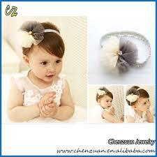 decorative headbands 2018 korean style lovely baby headband decorative baby girl
