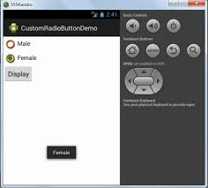 android radio button customize radio button in android shital awathe