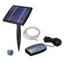 Solar Lights For Ponds by Beckett Solar Air Pump Sap1 5 The Home Depot