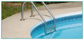 sliding deck over pool