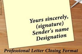 examples to help craft an impressive closing for your cover letter