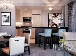 Cosmopolitan Terrace One Bedroom Terrace One Bedroom Hotel Hospitality Interior Design Eaton Fine