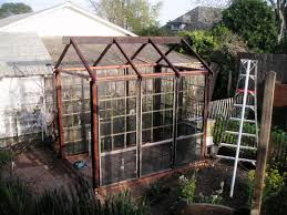 small greenhouse for backyard amys office