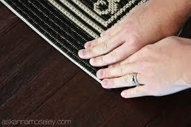 Keep Rug In Place How To Keep Rugs From Slipping Ask Anna