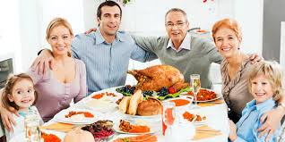 Thanksgiving Dinner Table by The Thanksgiving Dinner Argument Generator Is Just What Your