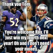 Ray Lewis Meme - image ray lewis thanks tom brady after winning the super bowl