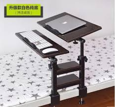 dormitory removable laptop table height adjustable notebook