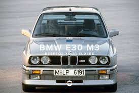 e30 m3 bmw bmw e30 m3 gear patrol