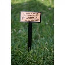 outdoor memorial plaques home and garden memorial plaques