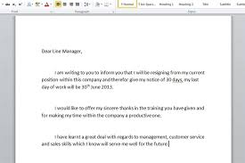 resignation letter format outstanding coaching resignation letter
