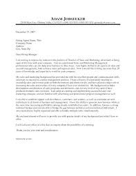 cover letter project manager cover letter examples project manager