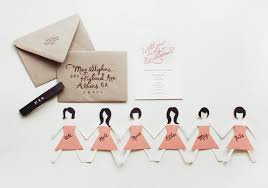 bridesmaid cards diy bridesmaid cards once wed