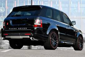 lifted land rover sport 2011 range rover sport diablo by project kahn