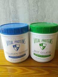 Vital Proteins Collagen Mom Knows Best My Plan To Start Running Again Includes Vital