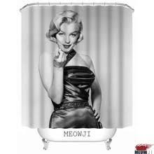 Marilyn Monroe Bathroom Set Popular Marilyn Monroe Shower Curtain Buy Cheap Marilyn Monroe