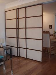 amazing retractable room divider residential ideas portable room