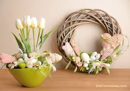 how to make easter wreaths creative easter wreath ideas dot women