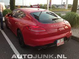 Porsche Panamera Facelift - porsche panamera turbo facelift foto u0027s autojunk nl 98550