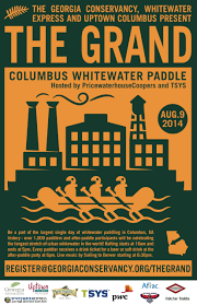 the grand columbus whitewater paddle