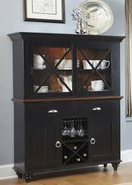 classic country black pine buffet hutch 100594 co for the home