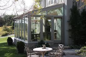 Outdoor Glass Room - glass porch houzz