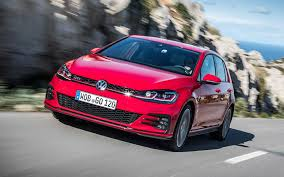 volkswagen gti 2017 new 2017 volkswagen golf gti in pictures cars