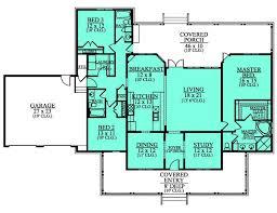farmhouse floor plans with wrap around porch eplans farmhouse house plan wraparound porch 3434 square