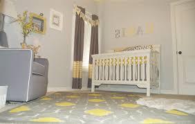 bedroom appealing gray decor room yellow and grey baby singular