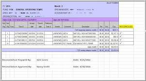 Payroll Reconciliation Excel Template Best Practices Business And Finance