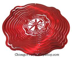 Department Gifts 6281 Department Wind Spinner Chicago Department And