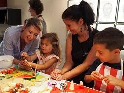 cours de cuisine en famille termine cours de cuisine et pâtisserie asiatique pour les enfants