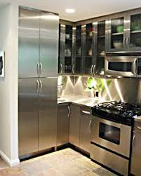 the shiny kitchen metal decor for your culinary space stainless