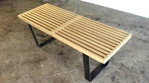 Outdoor Modern Bench Diy Modern Slatted Bench Modern Builds Ep 39 Youtube