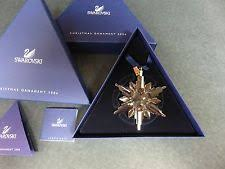 Swarovski Christmas Ball Ornaments 2012 by Swarovski Ornaments Ebay