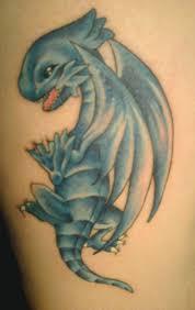 blue eyes white dragon tattoo by capthansismymaster on deviantart