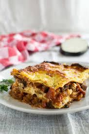 cuisine lasagne 2 in 1 meal lasagne alla norma eggplant lasagne scrummy