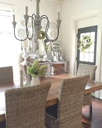 Best  Wicker Chairs Ideas On Pinterest Patio Swing Garden - Stylish dining table with wicker chairs house