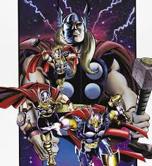 thor corps marvel universe wiki the definitive online source