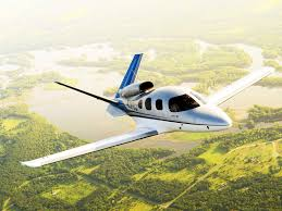 Tiny Planes Cirrus Vision Private Jet Business Insider