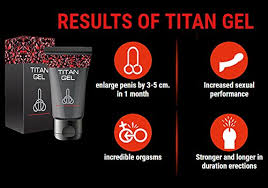 titan gel male penis enhancement cream 50ml sports outdoors
