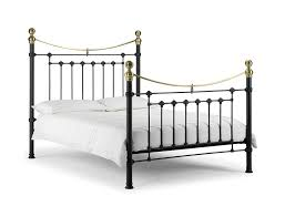 julian bowen victoria double bed stone white amazon co uk