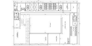 Industrial Floor Plans Steel Manufacturing Buildings General Steel